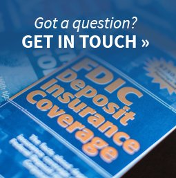 Got a question? Get in touch with Cumberland Bank & Trust!
