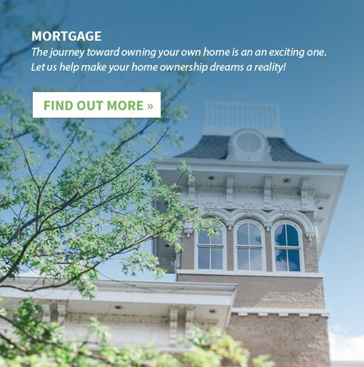 Cumberland Bank & Trust - Mortgage: the journey toward owning your own home is an exciting one. Let us help make your home ownership dreams a reality! Click here to find out more!